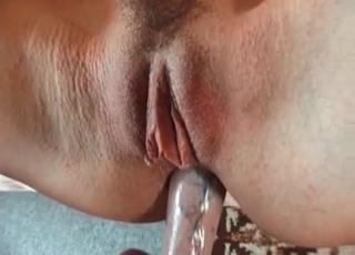 Tyke pounding a hot girl